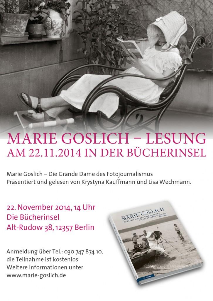 Einladung_Lesung_Marie_Goslich_Buecherinsel